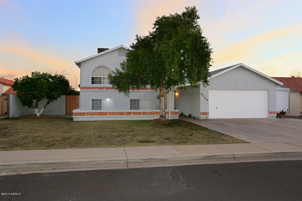 6339 E Grandview Street, Mesa, AZ 85205 (MLS #4884259) :: The Daniel Montez Real Estate Group