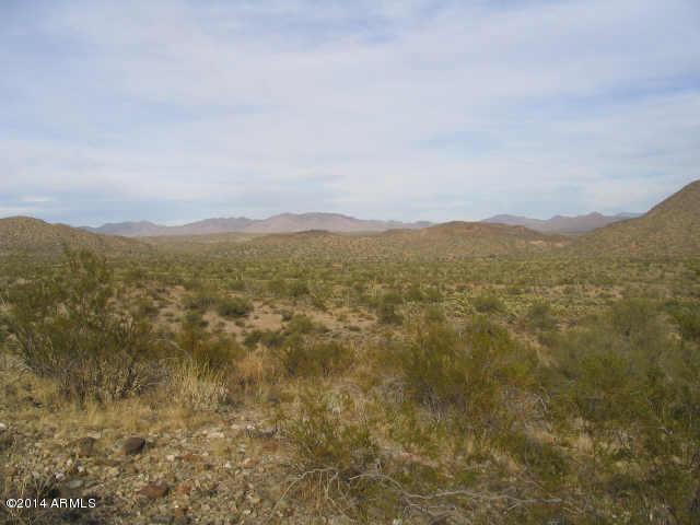 0 N Grantham Ranch Road, Wickenburg, AZ 85390 (MLS #5161027) :: Brett Tanner Home Selling Team