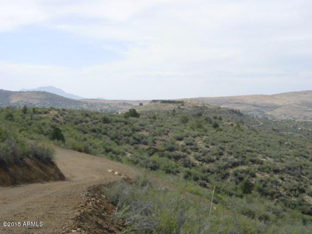 Lot A Nugget Patch Trail, Prescott, AZ 86303 (MLS #5256931) :: The Garcia Group @ My Home Group