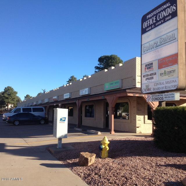 600 E State Highway 260 4,5, Payson, AZ 85541 (MLS #5493399) :: The Daniel Montez Real Estate Group
