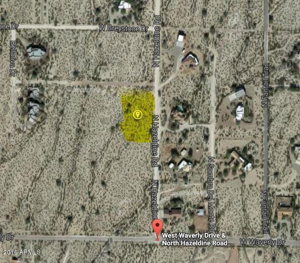 0 Hazeldine Road, Casa Grande, AZ 85194 (MLS #5498258) :: Yost Realty Group at RE/MAX Casa Grande