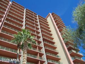 4750 N Central Avenue 5A, Phoenix, AZ 85012 (MLS #5567892) :: 10X Homes