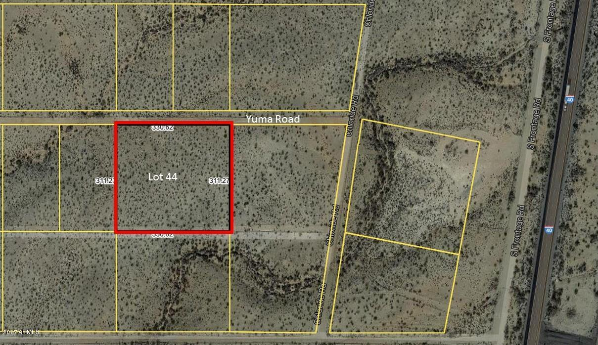 Lot 44 Yuma Road - Photo 1