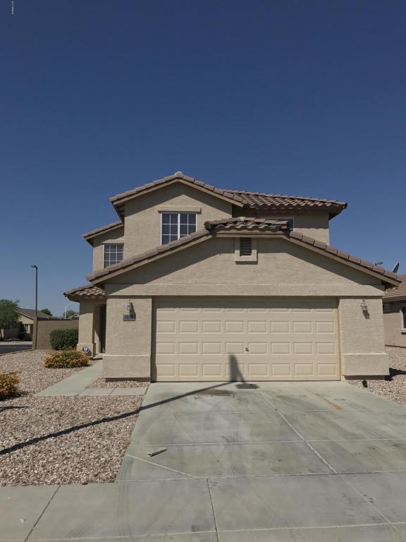 1084 S 226th Drive, Buckeye, AZ 85326 (MLS #5615443) :: Desert Home Premier