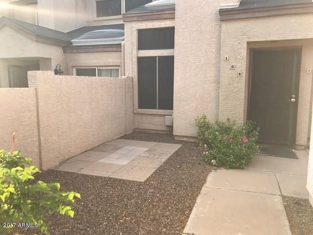 3212 E Lavey Lane E #105, Phoenix, AZ 85032 (MLS #5618331) :: Kelly Cook Real Estate Group