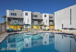 4402 N 36th Street #107, Phoenix, AZ 85018 (MLS #5619027) :: Sibbach Team - Realty One Group