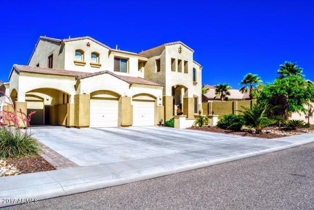 25516 N 50TH Drive N, Phoenix, AZ 85083 (MLS #5620094) :: The Laughton Team
