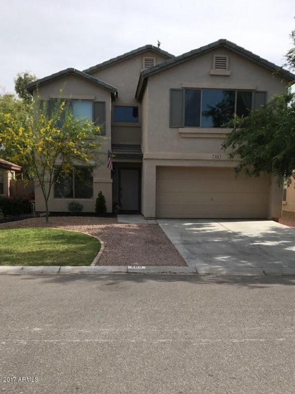 403 E Angeline Avenue, San Tan Valley, AZ 85140 (MLS #5623024) :: The Bill and Cindy Flowers Team