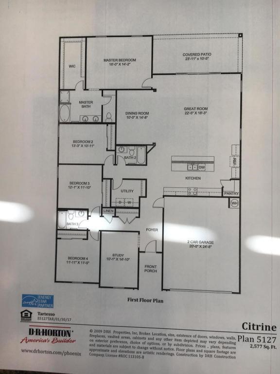 30282 W Columbus Avenue, Buckeye, AZ 85396 (MLS #5623349) :: Kelly Cook Real Estate Group