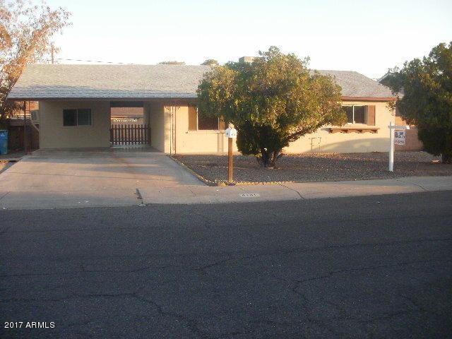 4131 W El Caminito Drive, Phoenix, AZ 85051 (MLS #5624287) :: The Laughton Team