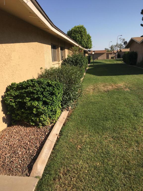 1310 S Pima Street #34, Mesa, AZ 85210 (MLS #5624657) :: Group 46:10