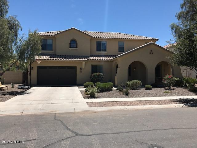 6243 S Rochester Drive, Gilbert, AZ 85298 (MLS #5624785) :: Sibbach Team - Realty One Group