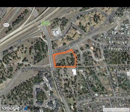 3500 S Lake Mary Road, Flagstaff, AZ 86005 (MLS #5624890) :: The Daniel Montez Real Estate Group