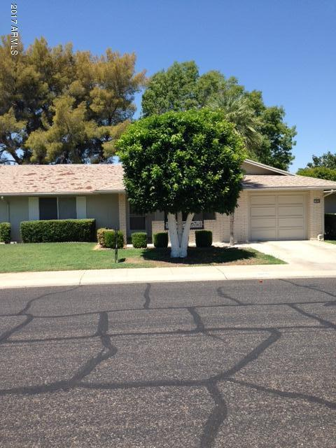 9606 N 110TH Avenue, Sun City, AZ 85351 (MLS #5625136) :: Desert Home Premier