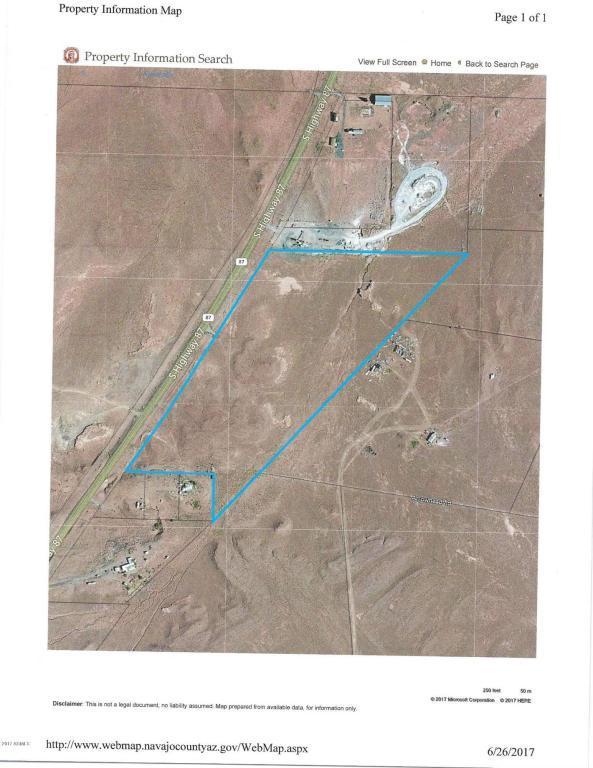 384 Arrowhead Road, Winslow, AZ 86047 (MLS #5625151) :: Kortright Group - West USA Realty