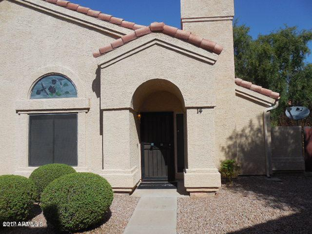 1111 W Summit Place #14, Chandler, AZ 85224 (MLS #5625200) :: RE/MAX Home Expert Realty