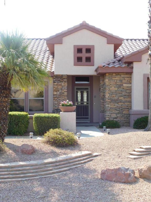 20035 N Tealstone Drive, Surprise, AZ 85374 (MLS #5625373) :: Desert Home Premier