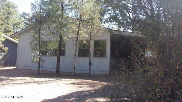 707 N Ponderosa Circle, Payson, AZ 85541 (MLS #5625501) :: Essential Properties, Inc.