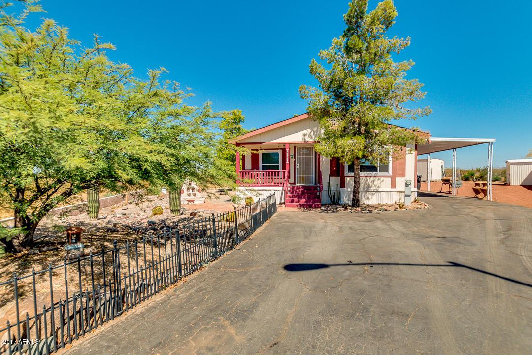 33646 N 225th Avenue, Wittmann, AZ 85361 (MLS #5628321) :: Revelation Real Estate