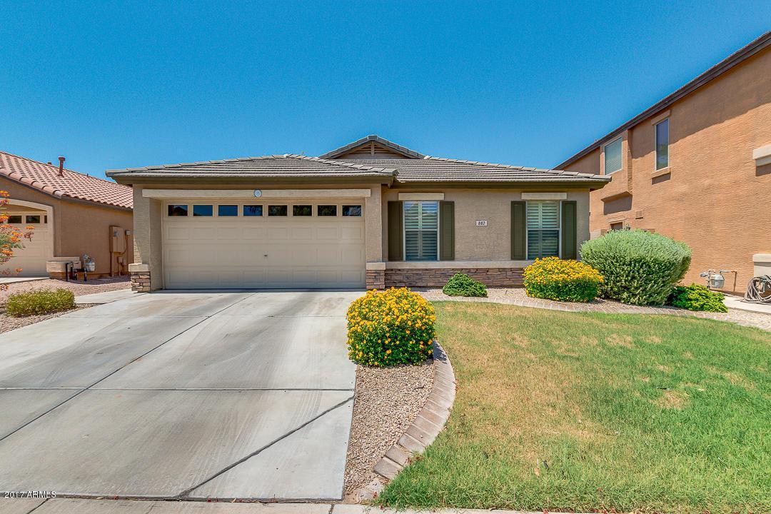 882 E Taylor Trail, San Tan Valley, AZ 85143 (MLS #5629301) :: Revelation Real Estate