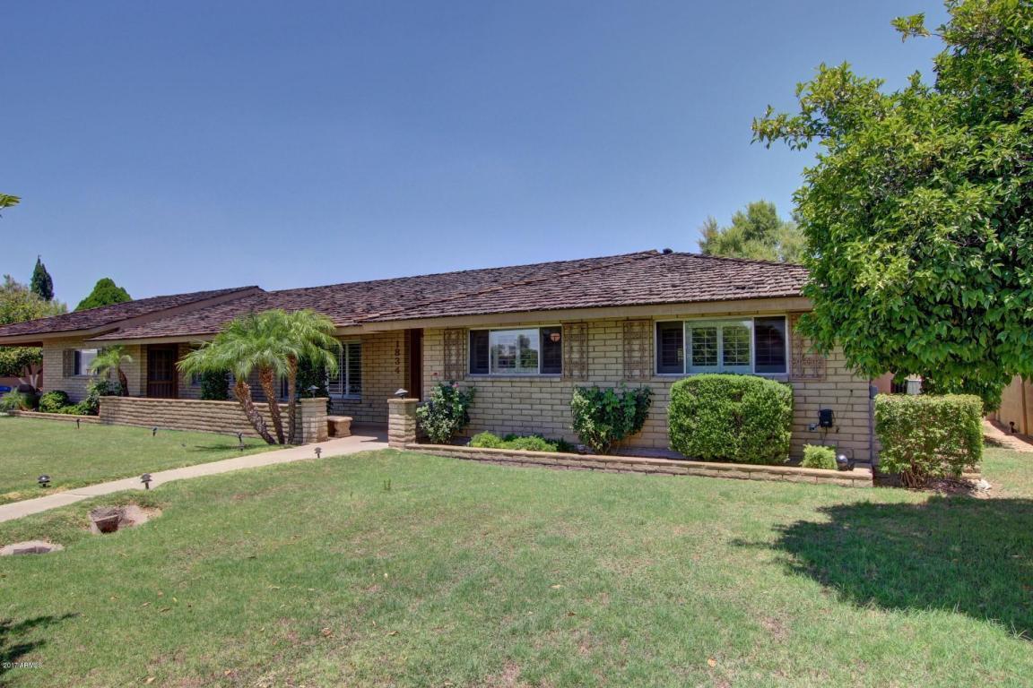 1834 E Gary Street, Mesa, AZ 85203 (MLS #5629527) :: Revelation Real Estate