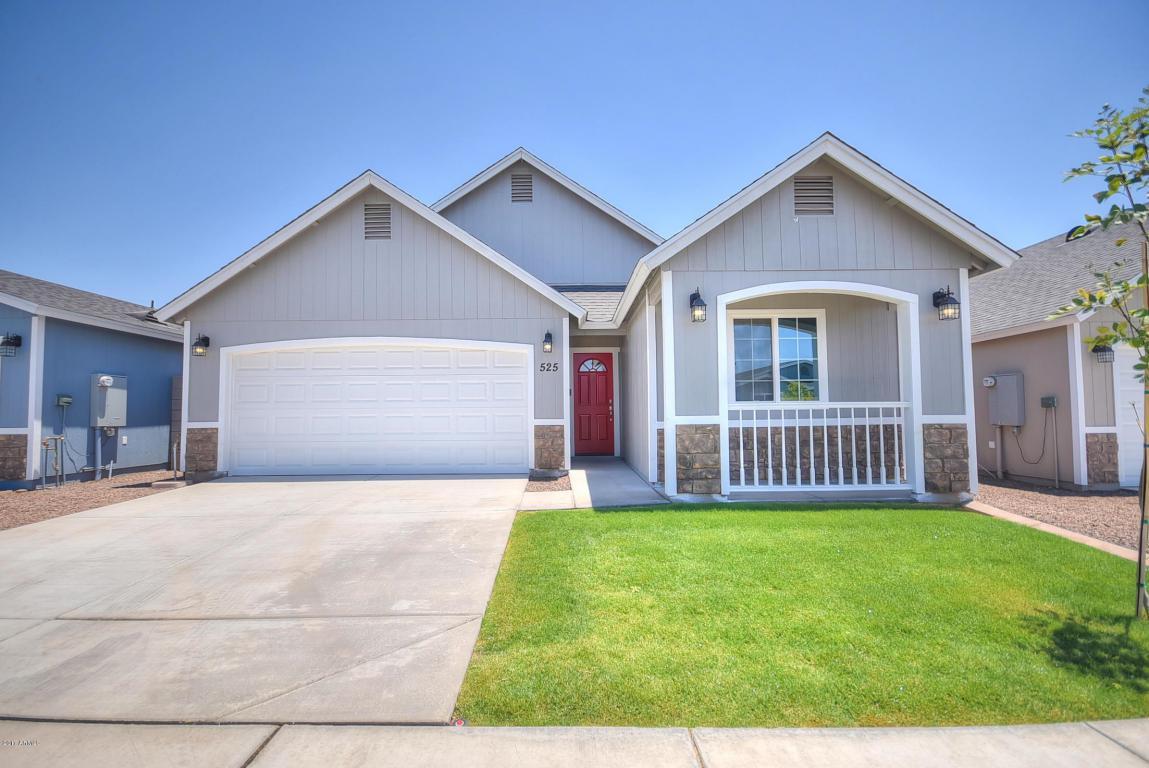 525 N 63rd Lane, Phoenix, AZ 85043 (MLS #5632618) :: Revelation Real Estate
