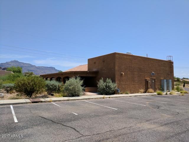 8654 E Topaz Drive, Gold Canyon, AZ 85118 (MLS #5634389) :: The Pete Dijkstra Team