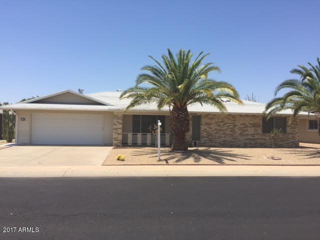 17402 N Calico Drive, Sun City, AZ 85373 (MLS #5635297) :: The Daniel Montez Real Estate Group