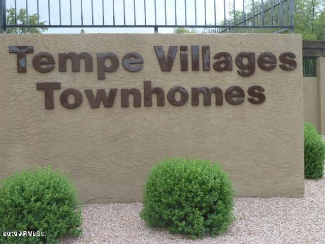 1702 W Village Way, Tempe, AZ 85282 (MLS #5635327) :: The Daniel Montez Real Estate Group