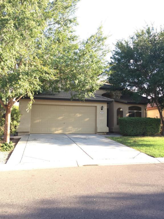117 W Grey Stone Street, San Tan Valley, AZ 85143 (MLS #5636732) :: The Everest Team at My Home Group