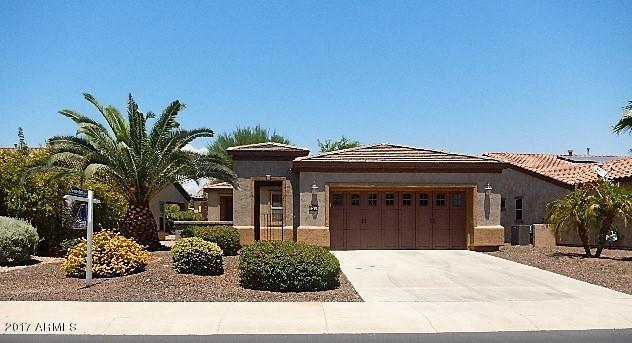 12988 W Plum Road, Peoria, AZ 85383 (MLS #5643991) :: Desert Home Premier