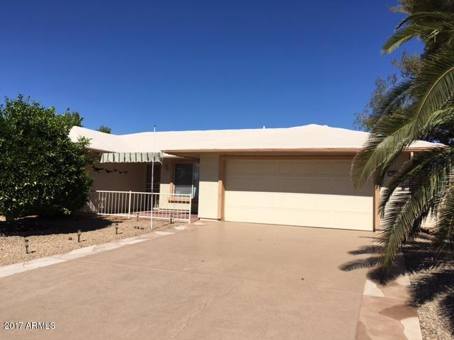 13801 N Boswell Boulevard, Sun City, AZ 85351 (MLS #5647363) :: Essential Properties, Inc.