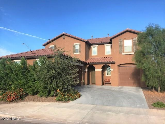 1630 N 214 Th Avenue, Buckeye, AZ 85396 (MLS #5648137) :: Desert Home Premier