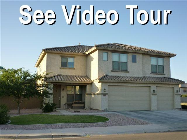 2438 W Angel Way, Queen Creek, AZ 85142 (MLS #5649408) :: The Bill and Cindy Flowers Team