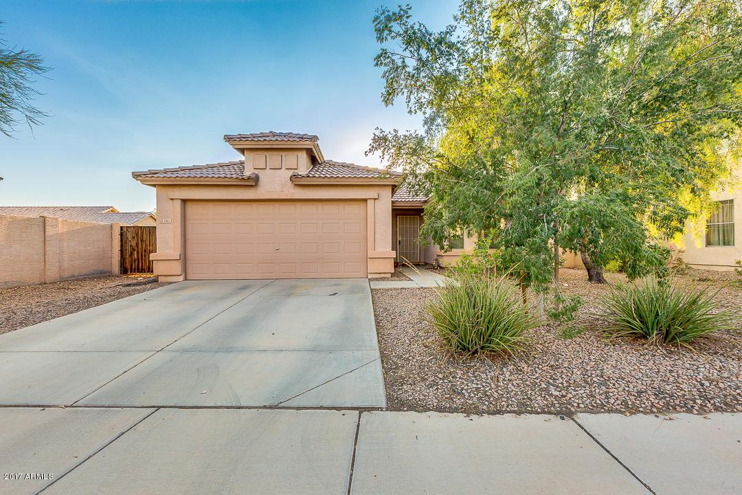1561 N Desert Willow Avenue, Casa Grande, AZ 85122 (MLS #5654241) :: Revelation Real Estate