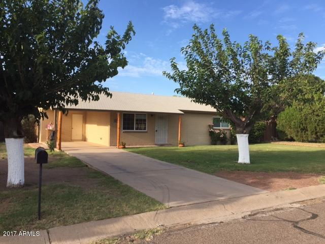 2460 E 14TH Street, Douglas, AZ 85607 (MLS #5655777) :: Occasio Realty