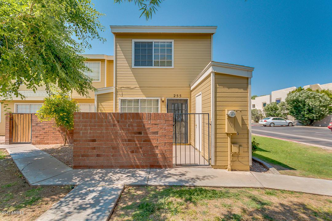 510 N Alma School Road #255, Mesa, AZ 85201 (MLS #5656277) :: Revelation Real Estate