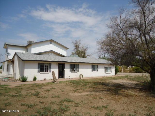 50740 W Mayer Boulevard, Maricopa, AZ 85139 (MLS #5658167) :: Yost Realty Group at RE/MAX Casa Grande