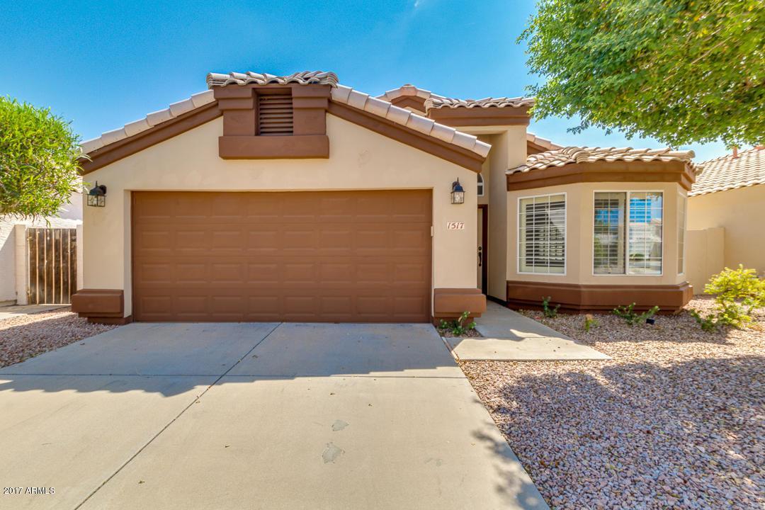 1517 W Shellfish Drive, Gilbert, AZ 85233 (MLS #5660117) :: Revelation Real Estate