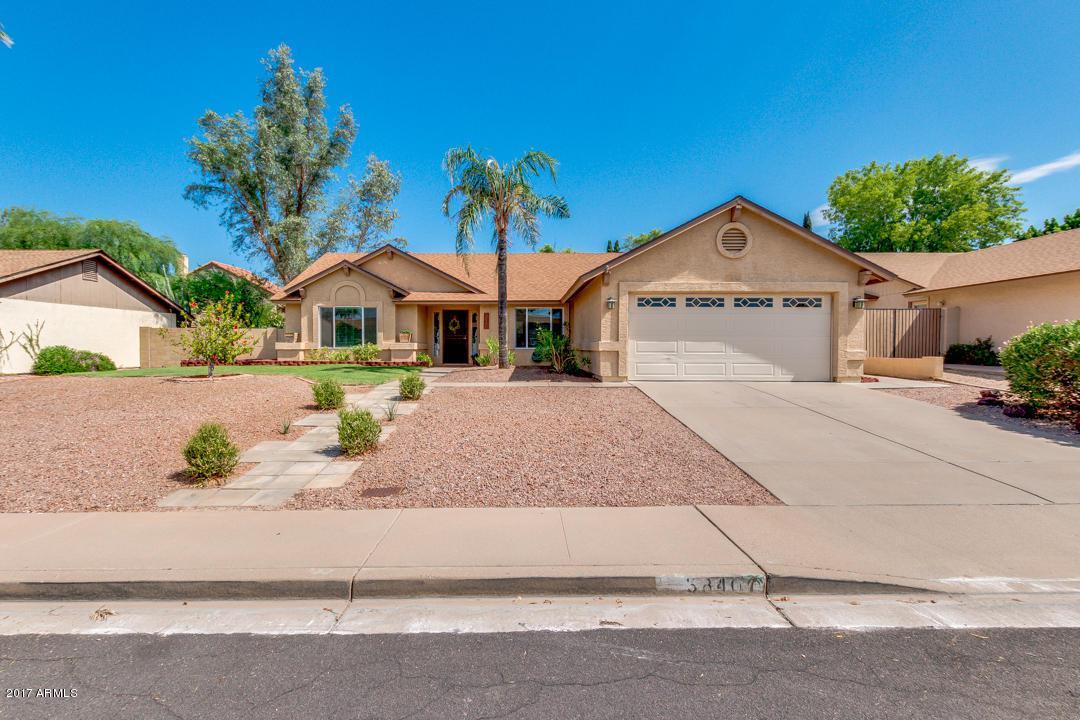 5840 E Evergreen Street, Mesa, AZ 85205 (MLS #5660265) :: Revelation Real Estate