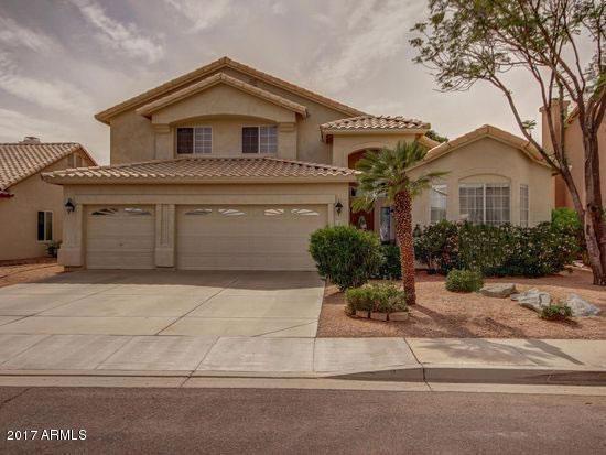 21190 N 62ND Avenue, Glendale, AZ 85308 (MLS #5661131) :: The Laughton Team