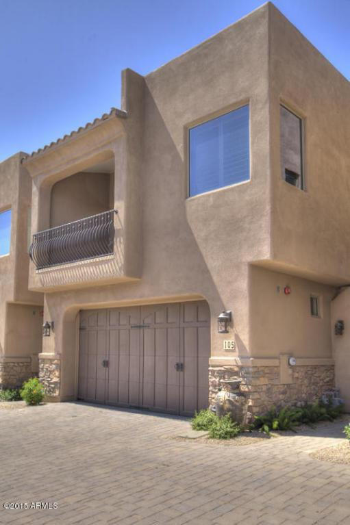 6434 E Military Road #105, Cave Creek, AZ 85331 (MLS #5662782) :: Lux Home Group at  Keller Williams Realty Phoenix