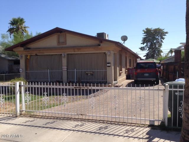 1331 E Moreland Street, Phoenix, AZ 85006 (MLS #5663036) :: The Everest Team at My Home Group