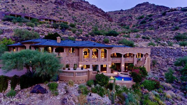 5501 E Roadrunner Road, Paradise Valley, AZ 85253 (MLS #5663881) :: Arizona Best Real Estate
