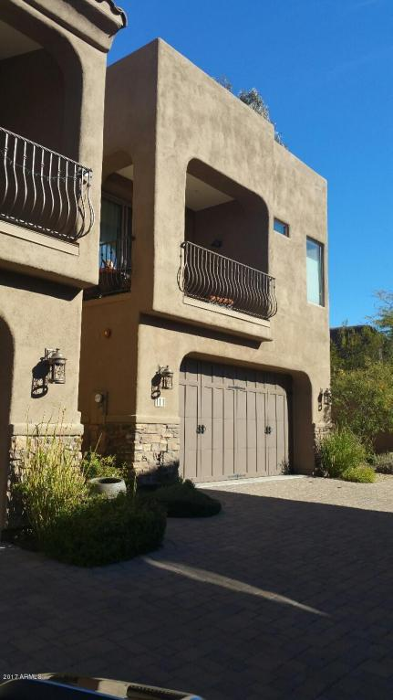 6434 E Military Road #111, Cave Creek, AZ 85331 (MLS #5664061) :: The Daniel Montez Real Estate Group