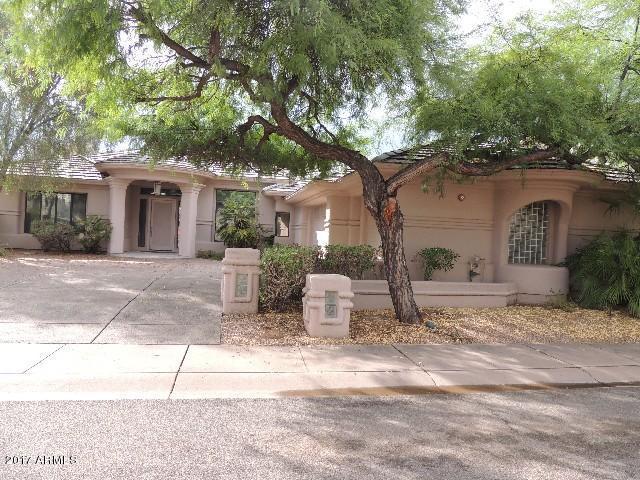 9941 N 79TH Place, Scottsdale, AZ 85258 (MLS #5664511) :: The Pete Dijkstra Team