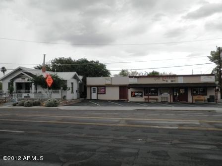 170 W Center Street, Wickenburg, AZ 85390 (MLS #5665737) :: The Daniel Montez Real Estate Group