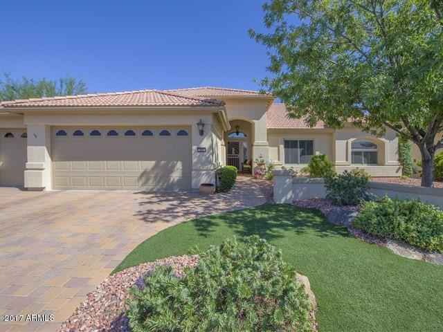 3097 N 158TH Avenue, Goodyear, AZ 85395 (MLS #5671695) :: Desert Home Premier