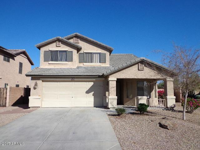 5309 N 124TH Avenue, Litchfield Park, AZ 85340 (MLS #5673401) :: The Everest Team at My Home Group