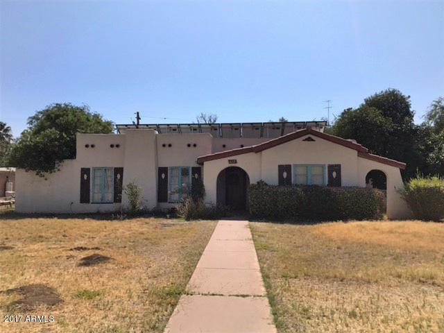 673 W Central Avenue, Coolidge, AZ 85128 (MLS #5673881) :: Yost Realty Group at RE/MAX Casa Grande